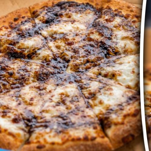 Domino's Have Just Released A Limited Edition Cheesy Vegemite Flavoured Pizza!