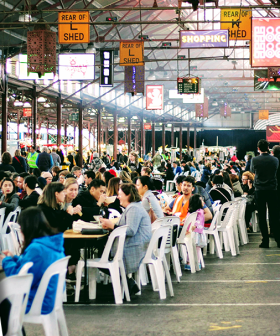 Christian Reunites Old Queen Vic Market Spruikers Who Sold Food As Their First Jobs